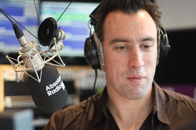 Capital One gives cashback with Absolute Radio's Christian O'Connell