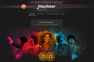 Spotify's BBC Playlister feature goes live