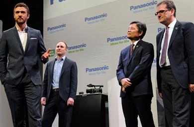 Myspace ties up with Panasonic for social TV venture