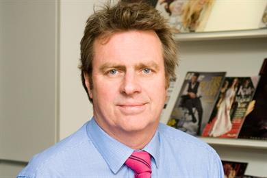 Time Inc UK's leader Marcus Rich: Leading the way