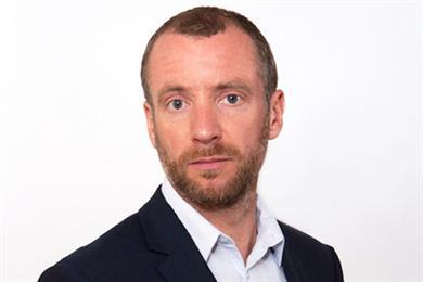 Richard Jacobs joins Kinetic as UK marketing director