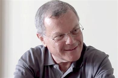 Why is Martin Sorrell not buying Richard Desmond's book?