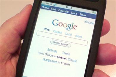 Google's revenues climb 19% to $15.4bn in first quarter