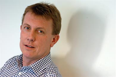 Dentsu Aegis Network appoints Mark Hollinshead as non-exec director