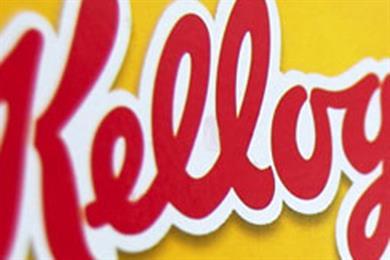 Kellogg turns to Epsilon for global CRM