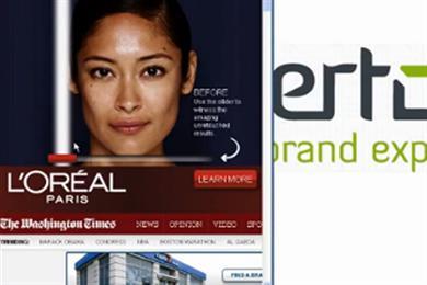 L'Oreal trials cross-screen digital ad format