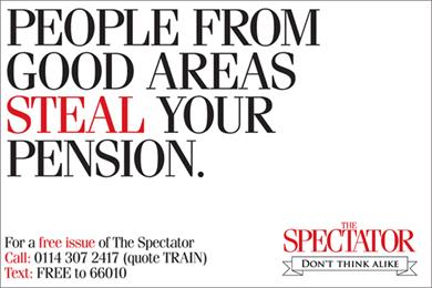 CREATIVE STRATEGY: Is The Spectator as original as it likes to think?