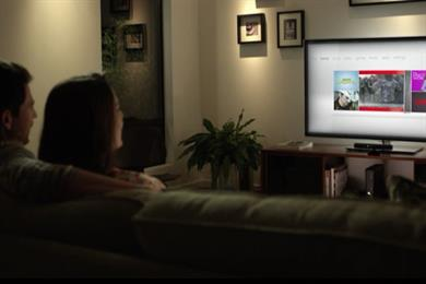Microsoft transforms Kinect into interactive ad platform