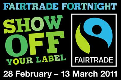 Facebook to be central to Fairtrade Fortnight
