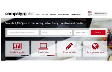 Campaign Jobs: A new job site for the new breed of creative marketer