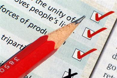 DLG returns to postal surveys