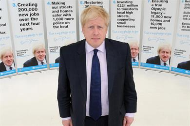 Now is the time to capitalise on London's digital potential, says Boris