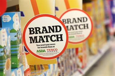 Supermarket price wars: How to convince consumers a brand offers value