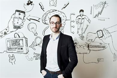 Disruptor: Hew Leith, founder of agency 10x