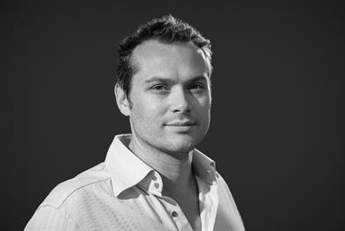 Disruptor: Ollie Bishop, founder of digital agency Roast
