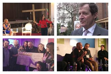 Seven lessons we've learnt from day one at Ad Week Europe 2015