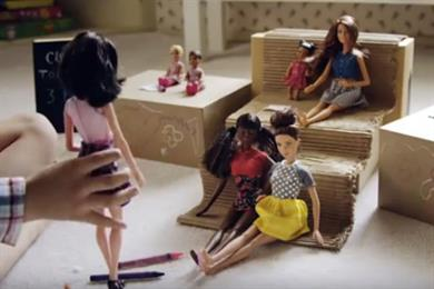Top 5 brand videos October 2015: Barbie, Toyota, Similac, Extra Gum and H&M