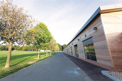 Bell Equine vets picked Kent Event Centre for its April conference