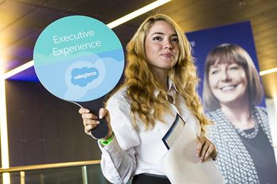 Salesforce World Tour London 2016