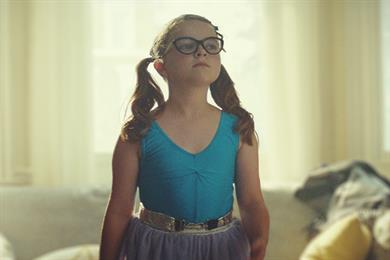 "John Lewis Insurance ""tiny dancer"" by Adam & Eve/DDB"