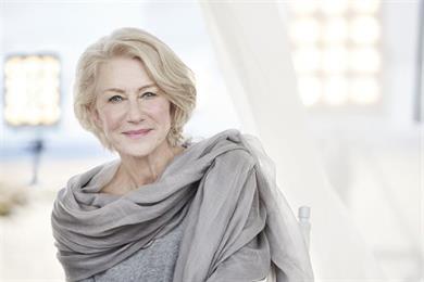 Helen Mirren returns for L'Oreal and says, 'We've still got it'