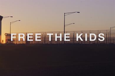 "Persil ""free the kids"" by MullenLowe London"