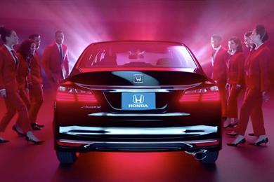Honda vehicles trigger musical epiphanies in summer campaign spots