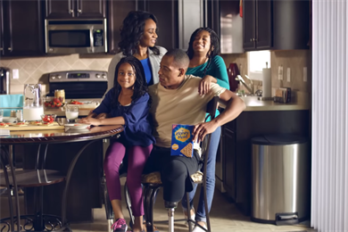 Honey Maid continues focus on diversity of American families