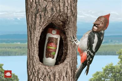 Old Spice's Mustafa and Crews continue their far-out feud
