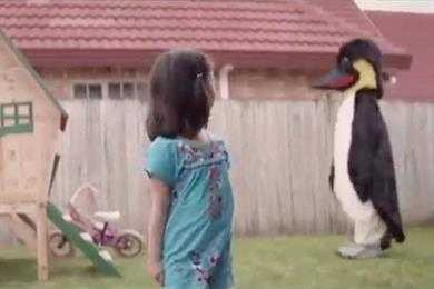 New Zealand insurer proves point with bike-stealing penguin