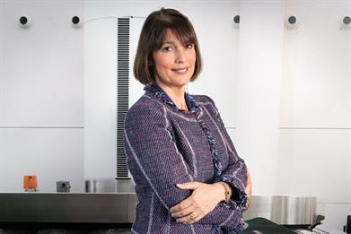 EasyJet's Carolyn McCall: when you've done something wrong, apologise