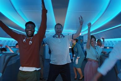 EE takes customers to EE class in ad for free Apple Music