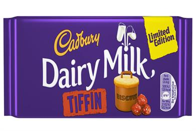 Cadbury: The Tiffin to make another return