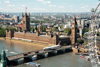 British Airways 'Home Advantage' ads urge public to get behind Team GB