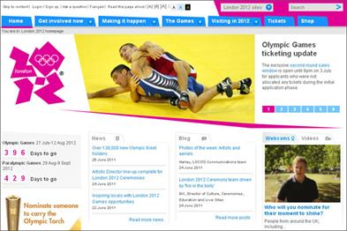 Locog: kicks off digital auction