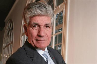 Maurice Levy : Publicis Groupe chief executive