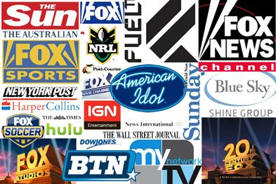 News Corp: annual profits rise 8% to $2.74bn