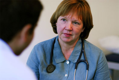 GP consultation: most patients with cancer referred in two visits