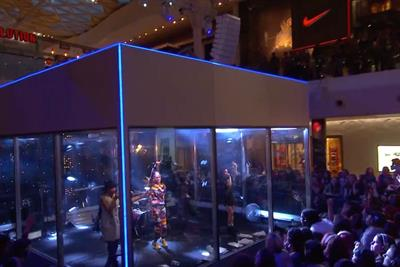 Westfield pop-up Music Cube to return with series of live gigs in 2015