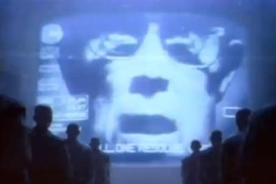 History of advertising: No 186: Apple's '1984' commercial
