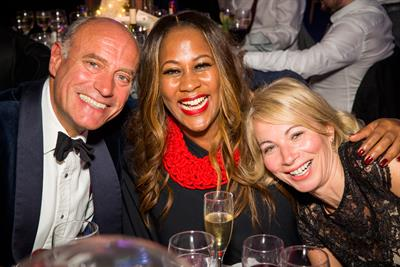 Pictures: NABS' 'Stranger Than Summer' event raises £130k