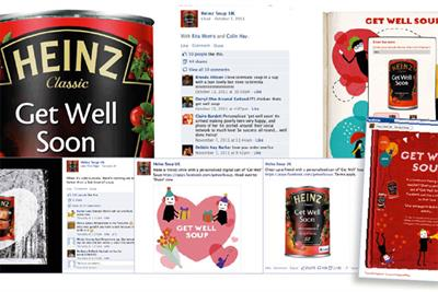 Connected Campaign of the Month: Heinz