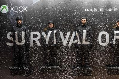 McCann scoops Gold and Silver Direct Lions for Microsoft Xbox 'Survival billboard'