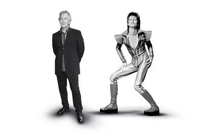 Aspirational intelligence: Alan Rickman and David Bowie