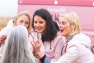 How a bus helped Benefit Cosmetics gain a 60% share of the UK's £20m eyebrow product market