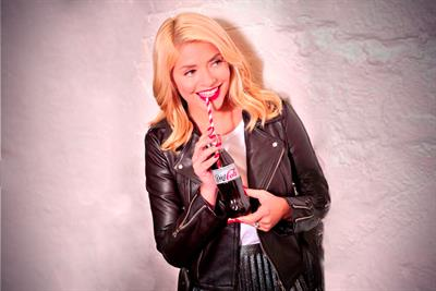 Diet Coke taps Holly Willoughby as brand ambassador