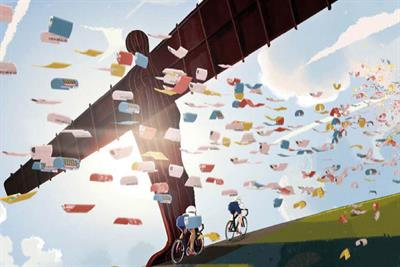 The National Lottery highlights support for Team GB in new spot