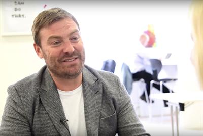 The Great Outdoors: Chris Clarke, chief creative officer, DigitasLBi
