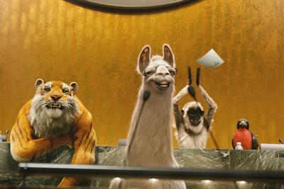 Inside Hegarty's first global cinema ad