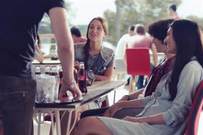 "Turkey of the week: Coca-Cola ""Taste the magic"" by David"